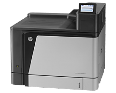HP Color LaserJet Enterprise M855dn Printer